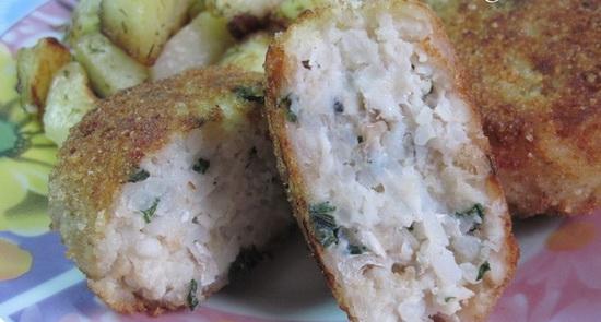 Рыбные котлеты из трески - рецепты, как очень вкусно приготовить треску 3