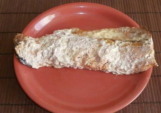 Горбуша – новые рецепты приготовления филе горбуши с фото 4