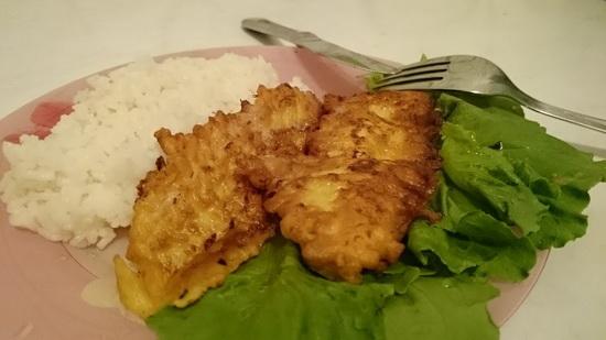 Тушеный и жареный минтай в кляре - пошаговые рецепты с фото 3