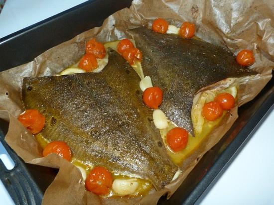 Рыба камбала - вкусные рецепты приготовления с фото 2