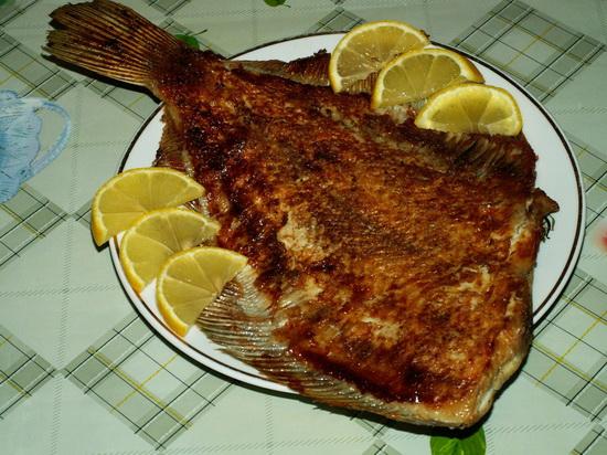 Рыба камбала - вкусные рецепты приготовления с фото 3