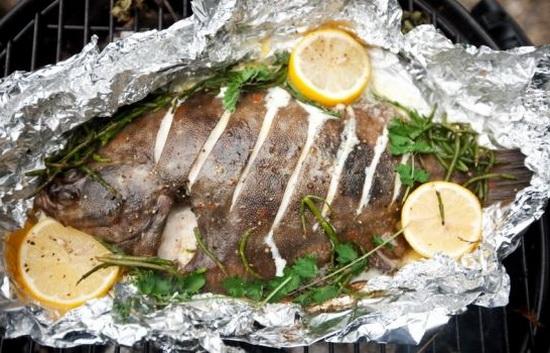 Рыба камбала - вкусные рецепты приготовления с фото 4