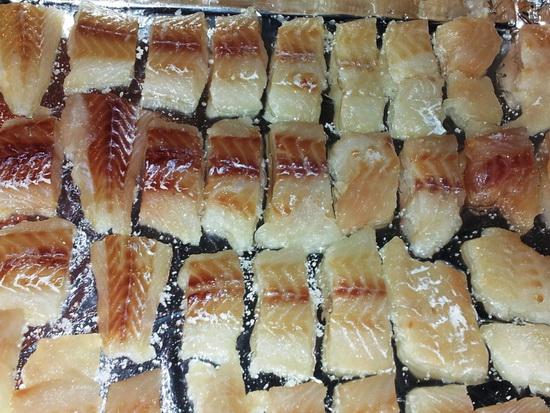 Минтай в духовке - рецепты с фото: готовим в фольге 3