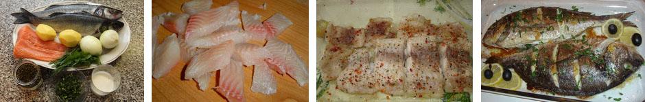 самые вкусные рецепты из морской рыбы
