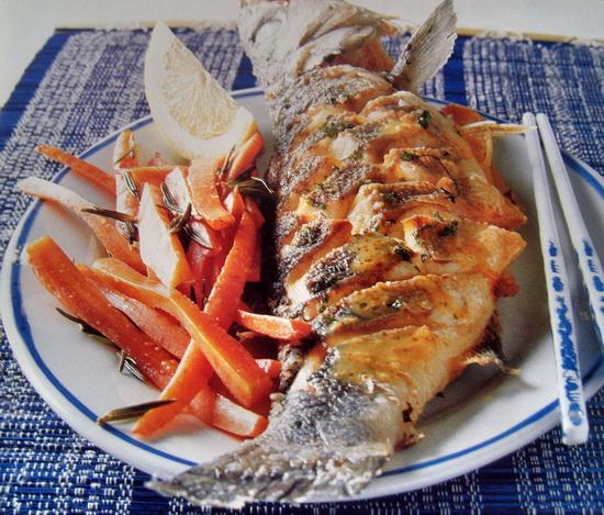 Морской окунь - рецепты приготовления в духовке, на сковородке и в мультиварке 2
