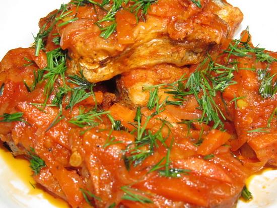 Рыба хек – рецепты приготовления в духовке, на сковороде и в мультиварке 2