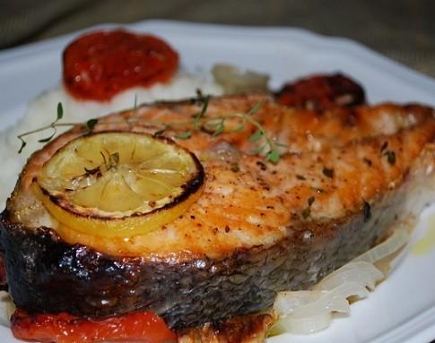 Рыба кета в духовке — новые рецепты с фото