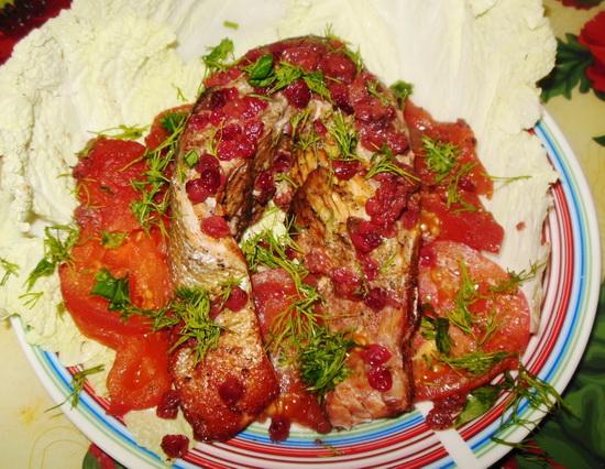 Рыба кета в духовке - новые рецепты с фото 4