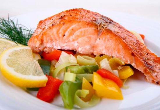 Рыба семга в духовке - рецепты вкусные и простые 1