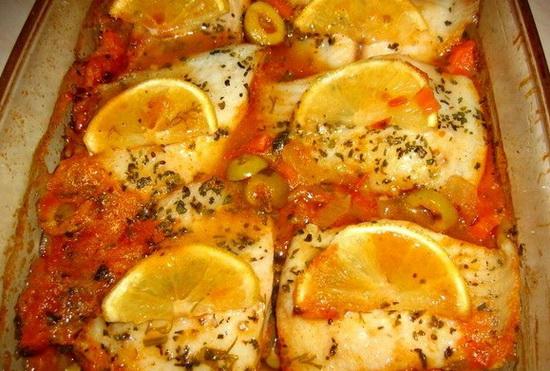 Рыба семга в духовке - рецепты вкусные и простые 3