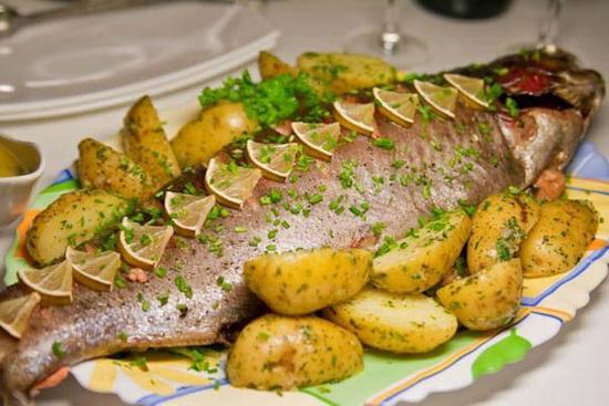 Рыба треска в духовке - новые рецепты с фото 2