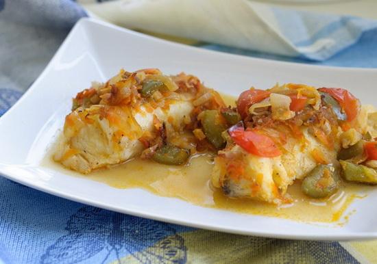 Рыба зубатка синяя - рецепты приготовления в духовке в фольге с картошкой 2