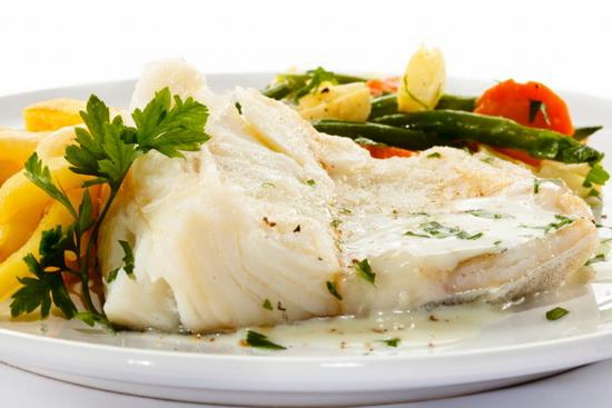 Рыба зубатка синяя - рецепты приготовления в духовке в фольге с картошкой 3