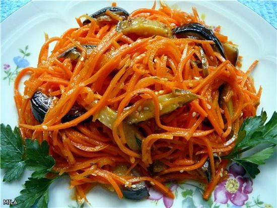 Селедка по-корейски - домашний рецепт хе с томатом с фото 4