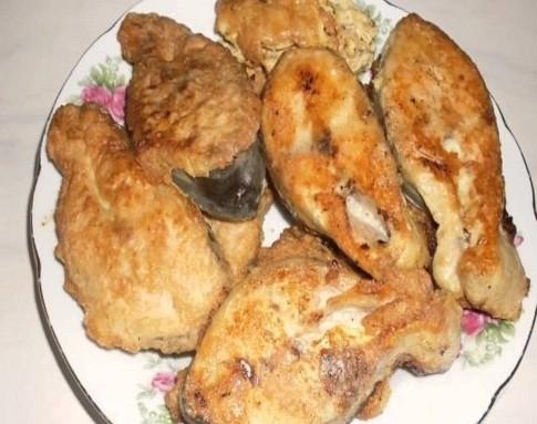 Сочная горбуша жареная на сковороде – вкусные рецепты с фото