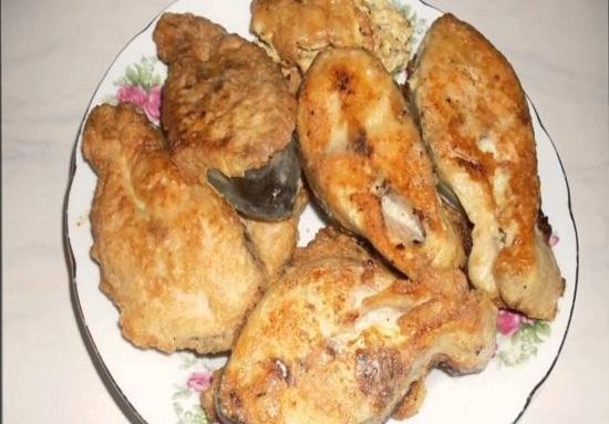 Сочная горбуша жареная на сковороде – вкусные рецепты с фото 1