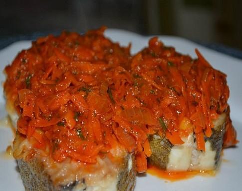 Треска под маринадом — классический рецепт для мультиварки
