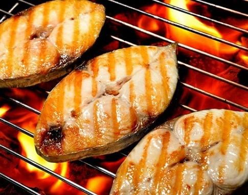 Вкусная жареная скумбрия рецепты с фото – готовим рыбу в кляре на сковороде
