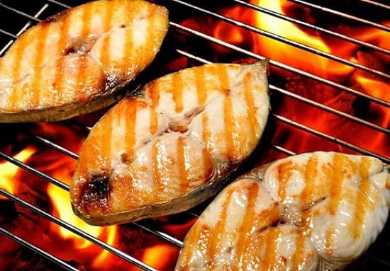 Вкусная жареная скумбрия рецепты с фото – готовим рыбу в кляре на сковороде 1