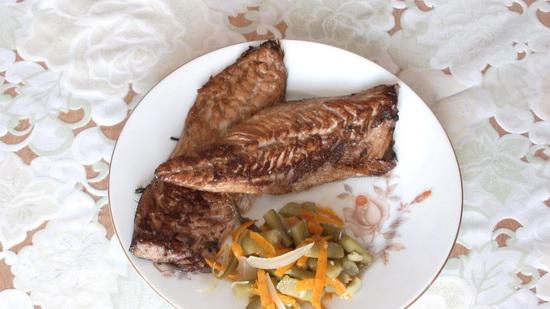 Вкусная жареная скумбрия рецепты с фото – готовим рыбу в кляре на сковороде 2