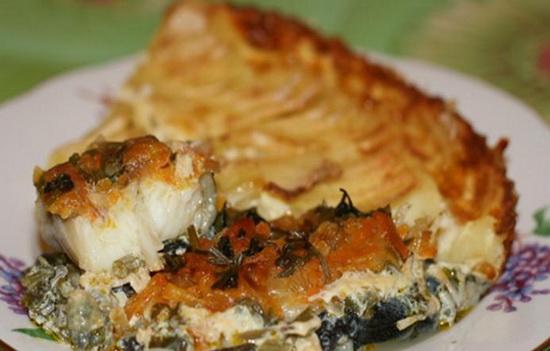 Вкусная рыба зубатка – рецепты приготовления в духовке с фото 3