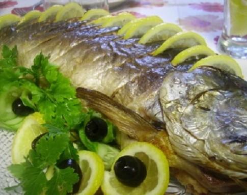 Запеченная фаршированная горбуша в духовке — рецепт с фото: готовим сочное филе