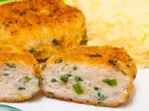 Рецепт шикарных рыбных котлет из минтая с фото