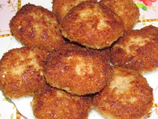 Рыбные котлеты из пикши - простой и вкусный рецепт1