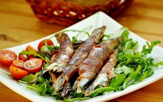 Блюда из мойвы - рецепты с фото простые и вкусные2