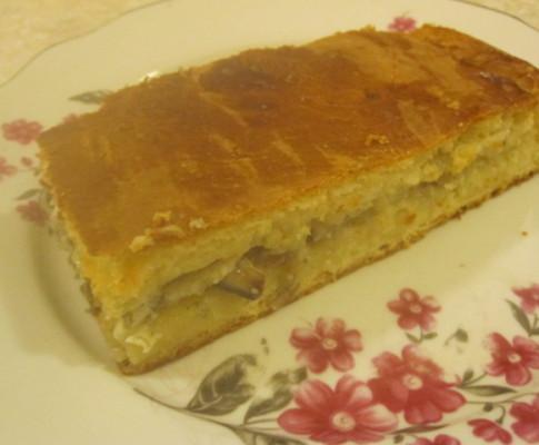 Пирог с мойвой и луком — пошаговый рецепт с фото