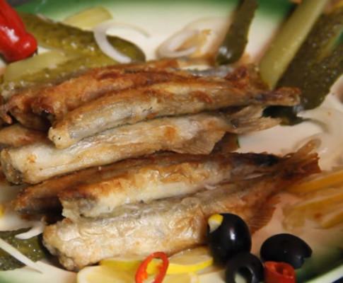 Мойва жареная на сковороде — пошаговый рецепт с фото в домашних условиях