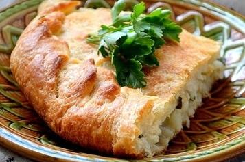 Пирог с мойвой и рисом — пошаговый рецепт с фото